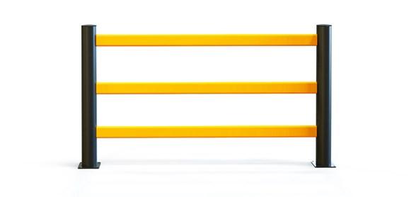 reflex-pedestrian-3-rail-barrier-stadium-_front
